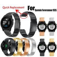 Замена silicagel мягкий ремешок для Garmin Fenix 5S GPS часы AU17Drop доставка