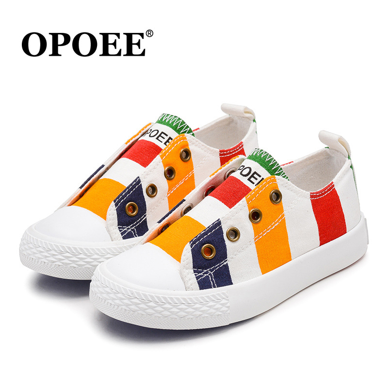 2018 High quality colorful design Lovely baby girls boys shoes canvas Spring/Autumn sports children shoes casual kids sneakers цена