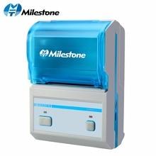 Milestone Thermal Barcode Printer Printing Sticker MHT-L5801 Support Android IOS Mini Wireless Bluetooth Printer Label Maker цена