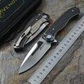 Складной нож VENOM BONE DOCTOR M390 из титана CF складной нож для кемпинга  охоты  выживания  карманные кухонные ножи для фруктов EDC инструменты
