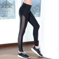 2016 Hot Sale Sexy Women Mesh Patchwork Leggings Skinny Push Up Calzas Deportivas Mujer Fitness Legins
