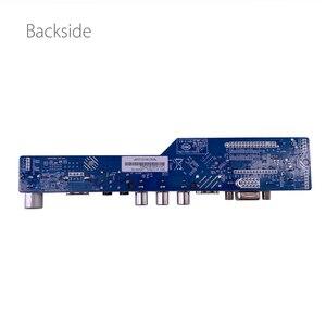 Image 5 - CV56XL L uniwersalny kontroler LCD LED TV płyta sterownicza zestaw TV/PC/VGA/HDMI/USB interfejs Matrix V53RUUL Z1