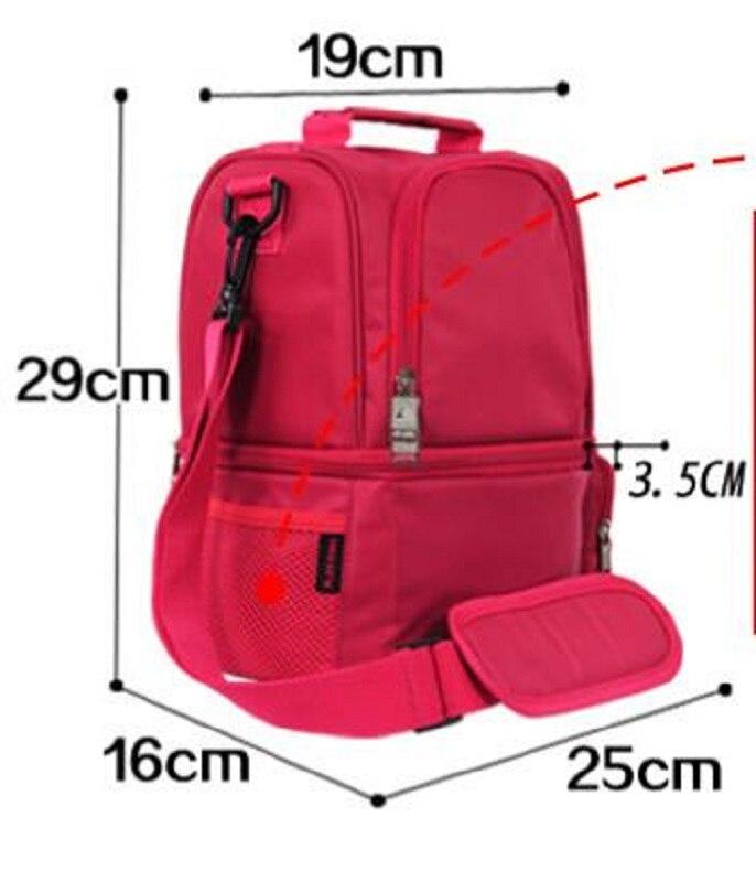 cesta almoco portatil isolamento mochila gelo lancheira pacote dupla camada 04
