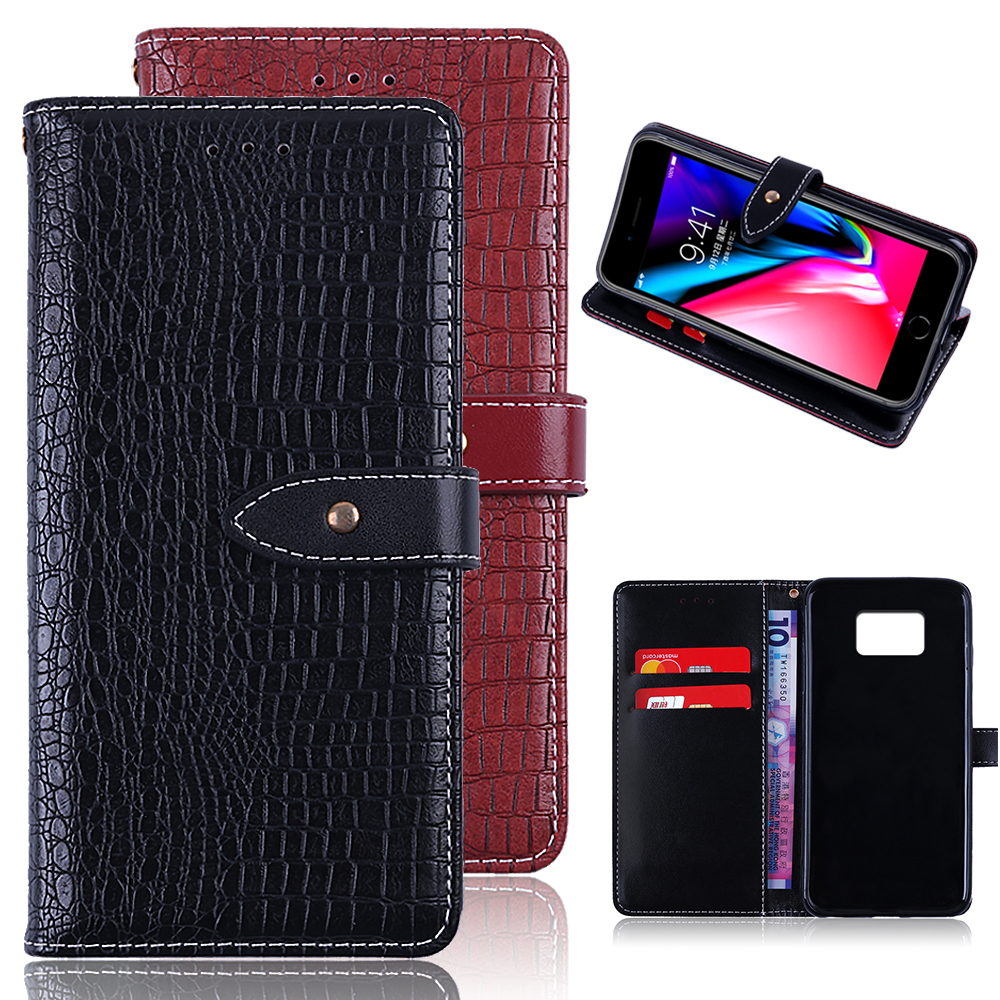 UTOPER Case For ASUS ZenFone 4V V520KL Luxury Wallet Case Hold PU Leather Flip Case For ASUS Zenfone 5z ZS620KL 4V V520KL Case