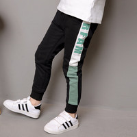 Hot Sale 2018 Casual Kids Boys Clothing Pants Long Cotton Boys Teenage Trousers Sports Child Clothes