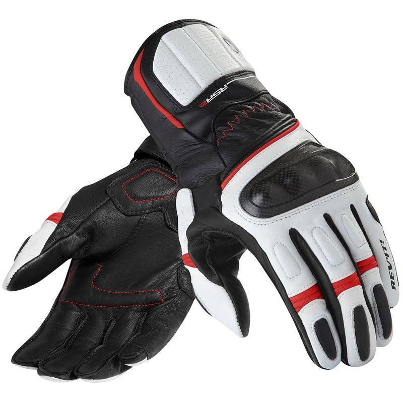 Бесплатная доставка РСР 2 длинных чистая кожа гоночные перчатки/мотоцикл перчатки ревит дорога мотоцикл перчатки