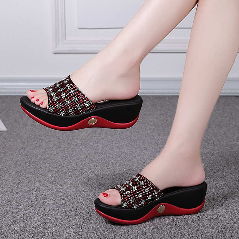 Leather Women's Shoes Summer Sandals 1