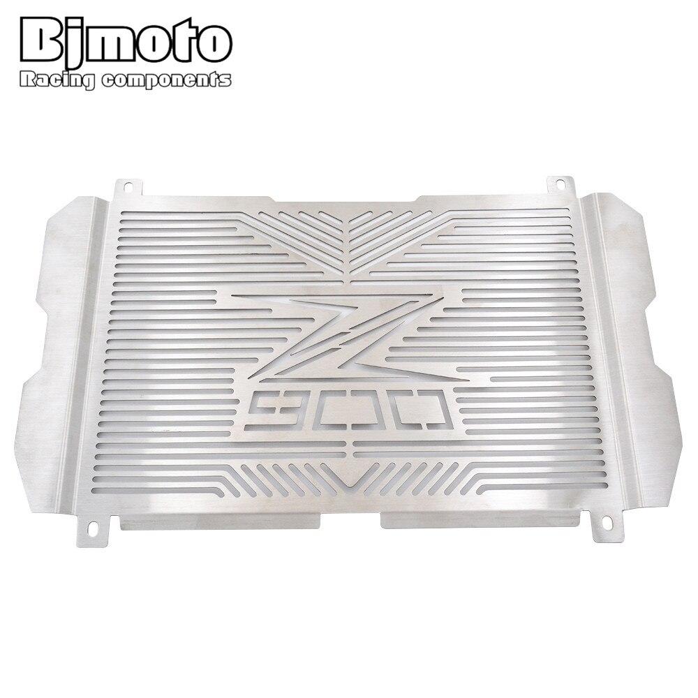 BJMOTO мотоцикл Решетка радиатора Защита гвардии для Kawasaki Z900 З 900 z900 2017 нержавеющей стали