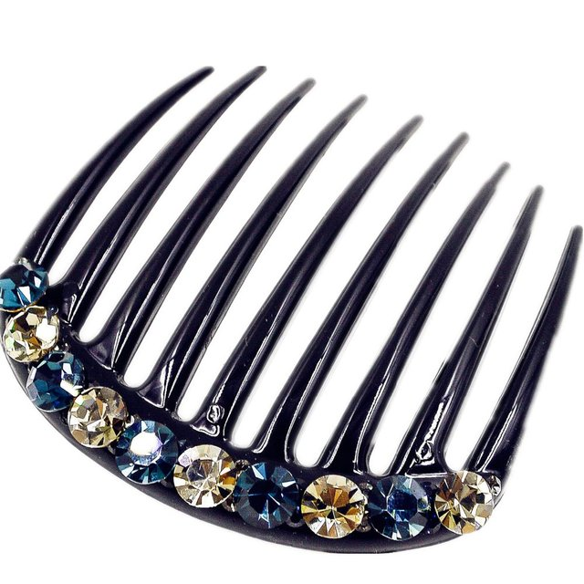 Rhinestone Crystal Hair Combs