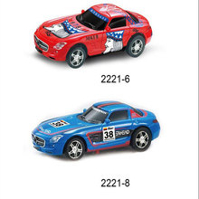 Mini Car Racing 1/67 Mini 2.4GHz 2221 Remote Control RC