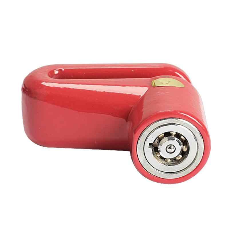 Universal Skuter Sepeda Motor Bersepeda Keamanan Keselamatan Anti-pencurian Rem Disk Rotor Kunci MTB ROAD Sepeda Bicicleta Kunci