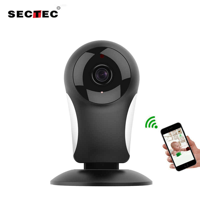 SECTEC 960P WIFI IP Camera Cloud Storage Surveillance Camera Wireless Infrared Night Vision Cam for Home Security Baby Monitor et16 intelligente scanner portatile con 34 lingue ocr e wifi connect per czur cloud storage