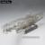 3d rompecabezas de rompecabezas de metal de plata juegos para niños iq puzzle de submarinos alemanes en toda la estructura de esqueleto escala 1/350