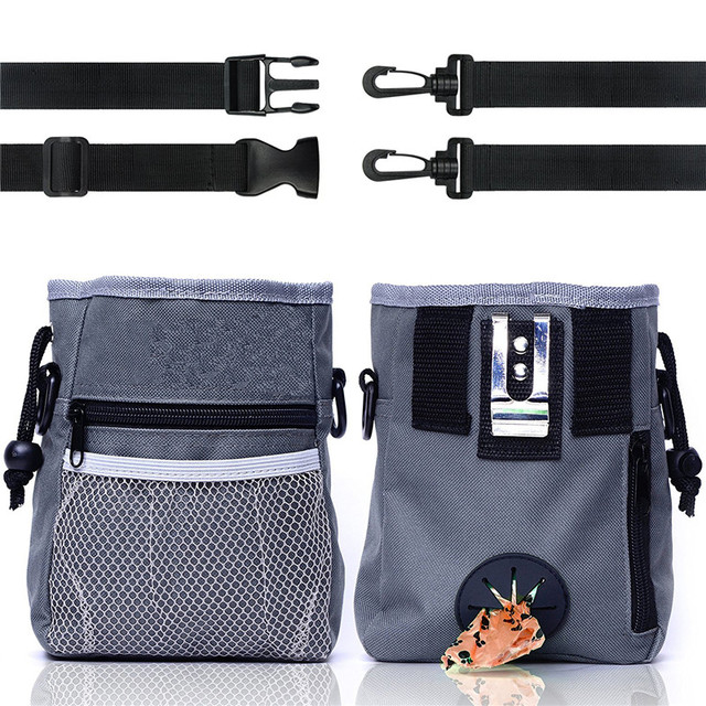 Dog's Multifunction Treat Pouch