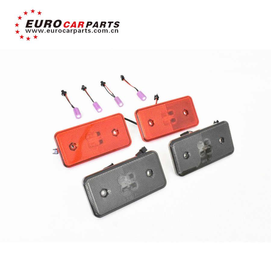 Feux de signalisation latéraux avant et arrière classe G w463 pour feux de LED latéraux g-wagon G500 G550 G55