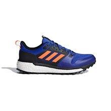 ADIDAS SUPERNOVA TRAIL M темно-синий-Adidas человек-повседневная обувь из сетчатого материала для мужчин, Adidas обувь, Adidas Бег, бегун обувь