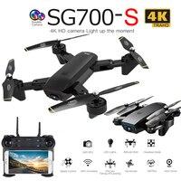 SG700 S المهنية طوي Drone مع كاميرا مزدوجة 1080P 720P 4K WiFi FPV واسعة زاوية البصرية تدفق أجهزة الاستقبال عن بعد هليكوبتر|طائرات هليوكوبتر RC|   -