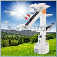 7-IN-1 Multi-Function Solar Dynamo Light 1500mah Portable Solar <font><b>Battery</b></font> Charger for Phones
