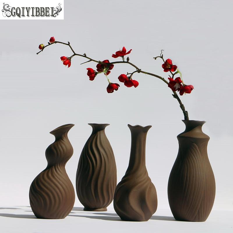 Medium And Small Classic Ceramic Vase Chinese Arts And