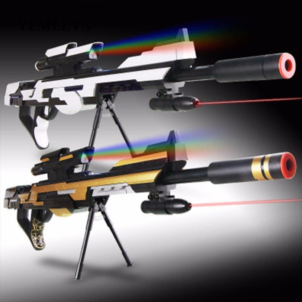 FireWire elite silence electric hair simulation water gun children toy gun safety toys
