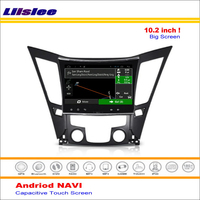 Car Android Media Navigation System For Hyundai Sonato 2011 2015 Radio Stereo Audio Video Multimedia No