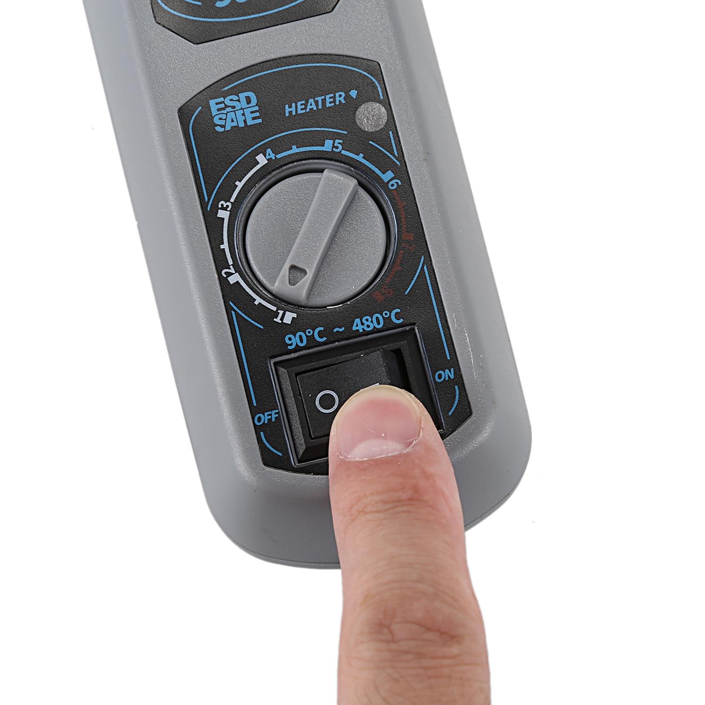 mini portátil ajustável ferramenta de solda do