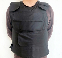 Stab resistant vest anti knife chopper protective clothing stab resistant clothing vest security guard security guard duty cloth