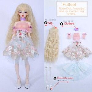 Image 5 - Fairyland 구체관절인형 fairyline lucywen 인형 bjd sd 1/4 바디 수지 피규어 모델 소녀 눈 고품질 장난감 가게 oueneifs  fl msd