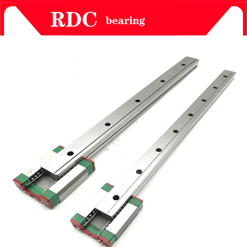 9pcs 9mm Linear Guide MGN9 L= 350mm High quality linear rail way + MGN9C or MGN9H Long linear carriage for CNC XYZ Axis9pcs 9mm Linear Guide MGN9 L= 350mm High quality linear rail way + MGN9C or MGN9H Long linear carriage for CNC XYZ Axis