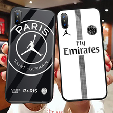 2dd026f8f22 MGECD Fly PSG Paris Football Jersey Jordan case for iPhone MAX XR XS 5 6 6S  7 8Plus