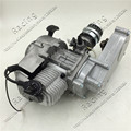 49cc engine with transmission box /air clearner and carburetor for dirt bike brand KXD LIYA HIGHPER SURPLUS NITRO SSR 30RACING