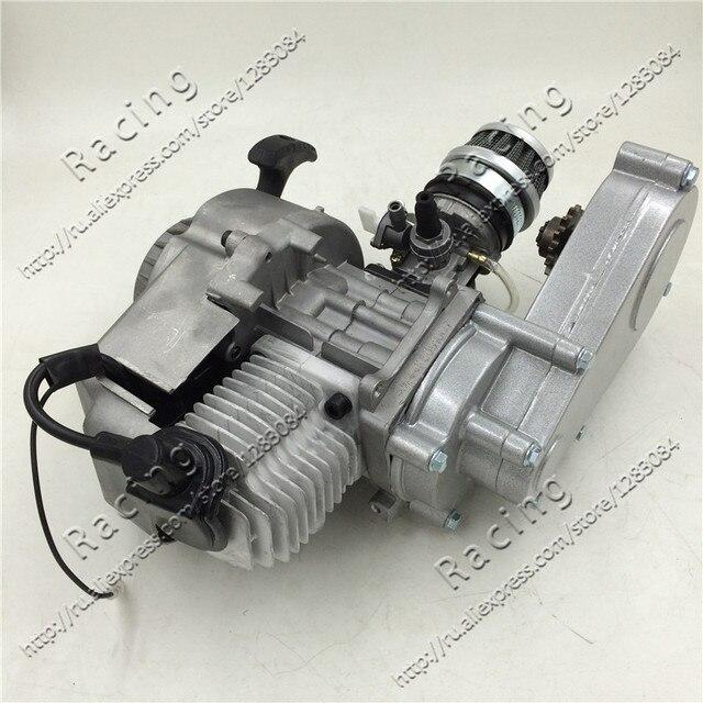 49cc engine with transmission box /air clearner and carburetor for dirt bike brand KXD LIYA HIGHPER SURPLUS NITRO SSR 30RACING