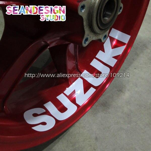 GSX S Hayabusa GSR GSX R V Strom Motorcycle - Suzuki motorcycles stickers