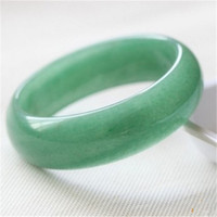 Authentic dongling, elegant stone 58 mm - 62 - mm green bracelet Charm female style