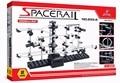 2015New Espaço Carril, Kit De Construção engraçado, Roller Coaster Brinquedos, Nível SpaceRail 1,2, DIY Spacewarp Erector Set, 5500mm Ferroviário