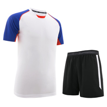 Brand SANHENG Men Soccer Jerseys Sets Customize Training Football Clothes For Man 820821