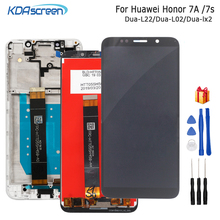 For Huawei Honor 7A 7S LCD Display 5.45 Touch Screen Digitizer For Honor 7A 7S Screen LCD With Frame DUA-L02 DUA-L22 DUA-LX2 quying laptop lcd screen compatible model lp121wx3 tla1 tla2 ltn121at06 g01 l02 h01 b121ew09 v 2 v 3 n121ib l06