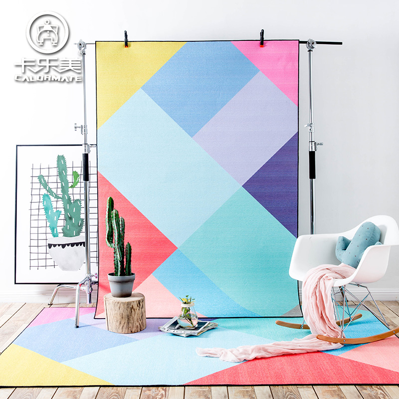 new Geometry living room carpet sofa coffee table blanket modern brief tailslock tatami matnew Geometry living room carpet sofa coffee table blanket modern brief tailslock tatami mat