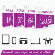 Londisk Micro SD Card 8GB 16GB 32GB UHS-1 Memory Card Real Capacity Microsd 16GB for Phones Cameras Micro SD Card 32gb class 10