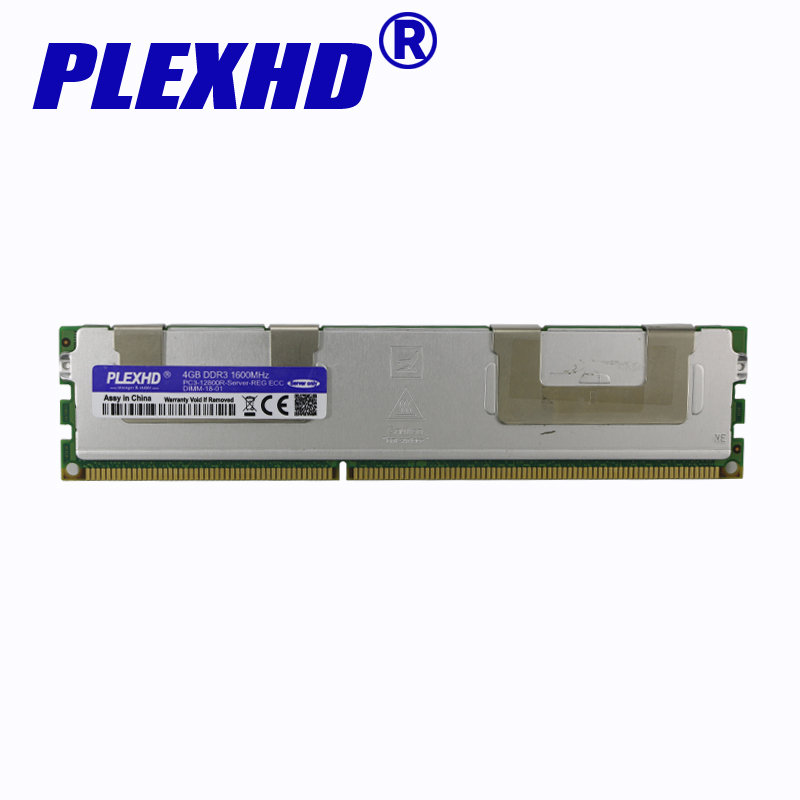 REG ECC servidor radiador memoria original chipset para segundo HY MIC 4 GB DDR3 1333 MHz 1600 MHz 1866 MHz 8g 1333 de 1600, 1866 RAM X79 X58