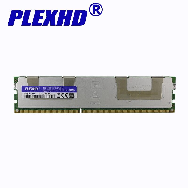 Servidor REG ECC memoria radiador original chipset para SEC HY MIC 4 GB DDR3 1333 MHz 1600 MHz 1866 MHz 8g 1333 1600 1866 RAM X79 X58