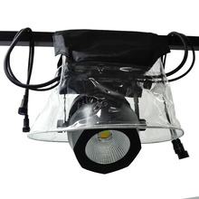 4pcs Stage Light Protect Rain Cover Waterproof Raincoat Snow Coat Outdoor Show For 5R 7R  Beam LED Moving Head Light