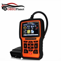 New Arrival FOXWELL NT510 Full System Diagnostic Tool ABS SRS Airbag EPB Oil Light Reset Car Multi System Scanner