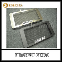 For HONDA CTX 700 CTX700 N 2014 2015 Motorcycle Radiator Grille Guard Cover Protector Fuel Tank