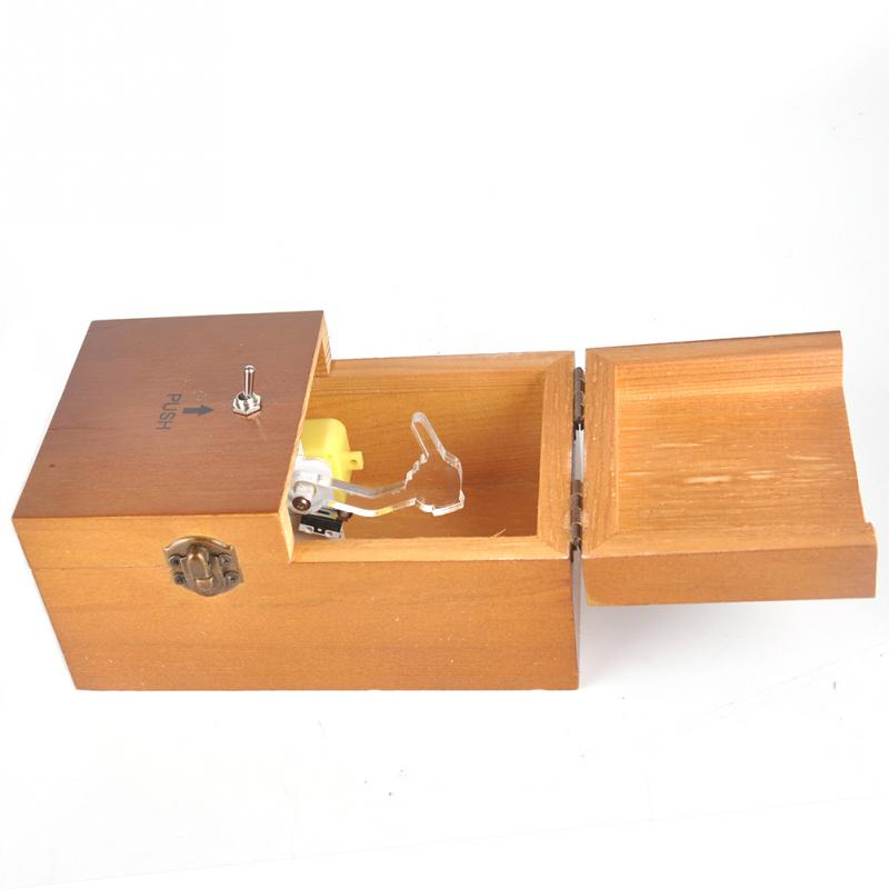 US $15 29 |Houten nutteloos doos speelgoed kinderen brede spel Lastig  speelgoed volwassen grappig acryl nutteloos dozen fun party speelgoed #45  in