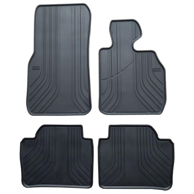No Odor Custom Wateproof Durable Carpets Rubber Car Floor Mats for RHD Right Hand Drive BMW 3 Series F30 320i 328i 318i