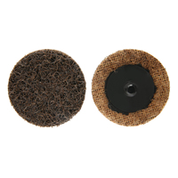Mayitr Abrasive Tool 50PCS 2 Surface Roll Lock Sanding Disc For Coarse Roloc Metal Polishing Cleaning
