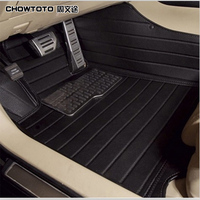 New Free Shipping Special Car Floor Mats For Hyundai I30 2013 2008 Durable Waterproof Leather Carpets