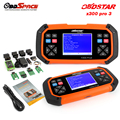 100% Original Car Key Auto Car Key Programmer OBDSTAR X300 PRO3 with EEPRM Adapter for IMMO+ Odometer+ OBD Software Free Ship