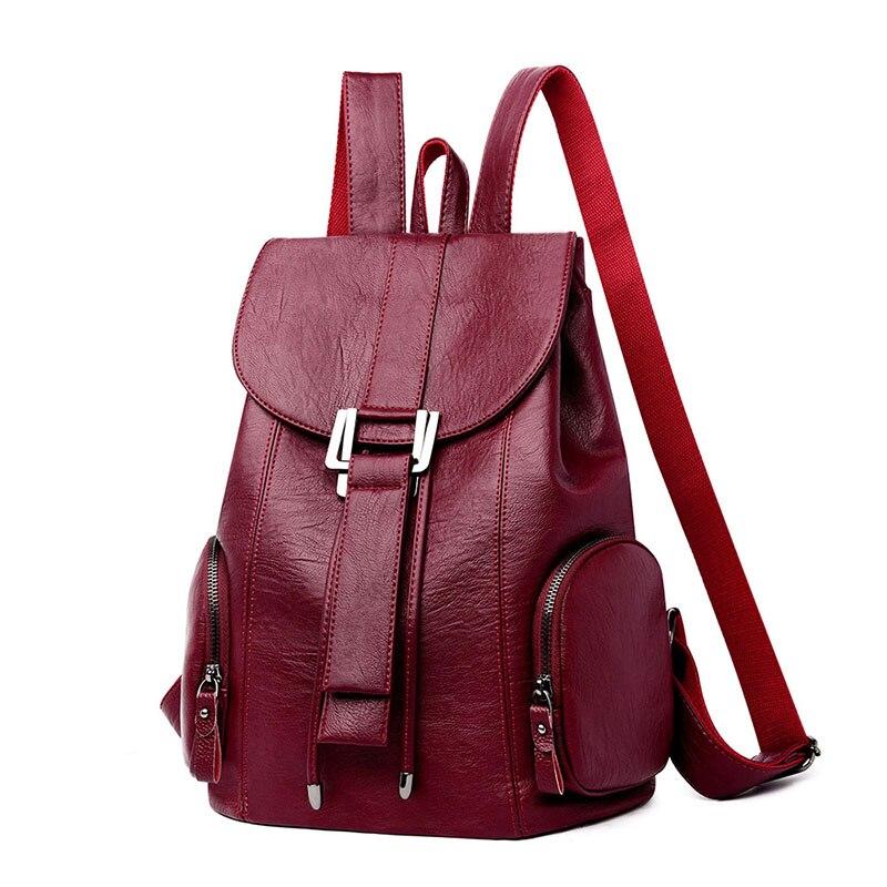 mochila feminina grande capacidade saco escolar para